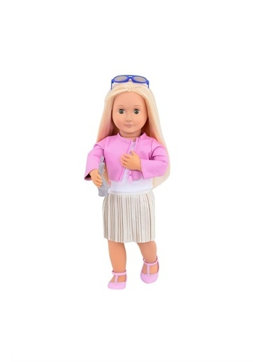 Our Generation Our Generation Award Winning Actress Renk Oyuncak Bebek Kıyafeti Pembe